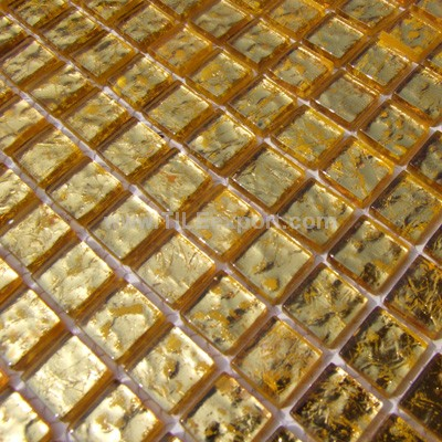Mosaic--Crystal_Glass,Golden_and_Slivery_Mosaic,JA-09