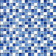 Mosaic--Crystal_Glass,Glass_and_Marble_Mixed