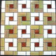 Mosaic--Fusible_Glass,Rainbow_Glass_Mosaic