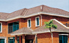 Sell Roof Tile - Colored Roofing Tile, Ceramic Roof Tiles, Clay Roof Tiles, Terracotta Roof Tile, Shingle Roofing, Ceramic Baluster, Spanish Type Roof Tile, Japan Type Roof Tile, Glazed Roof Tile, Heat Insulation Roof Tile, Ceramic Catena Roof Tile, Interlocking Roof Tile, Double Barrel Interlocking Roof Tile and the accessories Ridge Tile, Ridge End Tile, Hip Tile, Two Way Forked Ridge, Three Way Forked Ridge, Valley Gutter and more. Manufacturers and Suppliers in China (mainland).