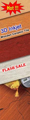 Ceramic Wood Tile|3D Inkjet|Flash Sale)